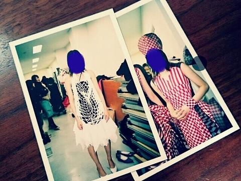 人生を振り返る~11《大学その4…ファッションショーに出演》